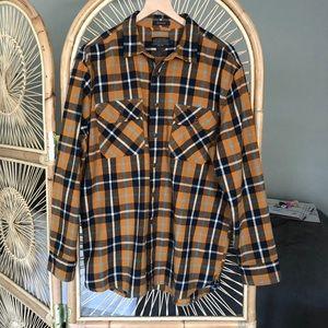 NWOT Pendleton Burnside Flannel Shirt